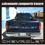 Calcomanias Stiker Compuerta Chevrolet Silverado Y Cheyenne