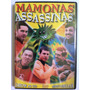 Dvd Mamonas Assassinas Ao Vivo Arquivo Familiar (original)