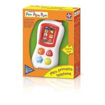 Brinquedo Novo Lacrado Meu Primeiro Telefone Da Estrela