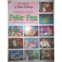 Album Un Libro De Oro De Estampas: Peter Pan. ( Nuevo )