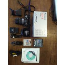 Camera Panasonic Lumix Gf1 Dslr Lente Leica 14-140mm