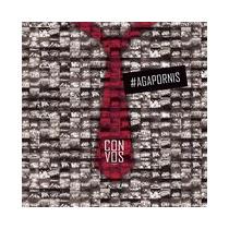 Cd Agapornis Con Vos Open Music