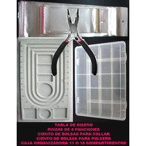 Kits Material Herramienta Exhibidores Para Joyeria Bisutería