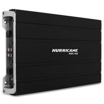 Amplificador Hurricane Ha4.160 1200w 2 / 3 / 4 Canais A.b