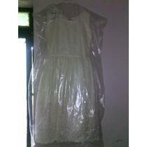 Vestido De Niña Talla 10. Matrimonio. 15 Años Elegante