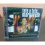 Cd Margareth Menezes Tete A Tete Margareth Ao Vivo 2003
