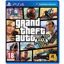 Gta 5 V Ps4 Play4 Grand Theft Auto Português - Frete Barato
