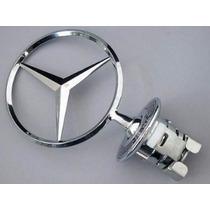Emblema Capô Mercedes-benz Série C / E / Clk (estrela)