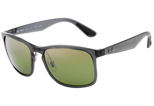 ray ban rb 4264 chromance - óculos de sol 876/6o polarizado