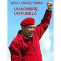 Libro De Hugo Chavez Frias Un Hombre Un Pueblo