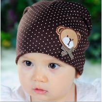 Gorro Infantil - Touca Para Crianças - Bebe