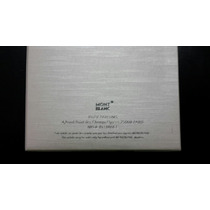Perfume Femme Individuelle Mont Blanc 100% Original
