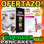 Wow Dispensador Pancake Mezcla Galleta Torta Reposteria