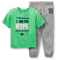 Conjunto Pijama Remera Y Pantalon Carters Nuevo 5 T