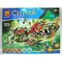 Chima, Nave Comando Chima, Marca Bela, 620 Pcs