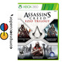 Assassins Creed Ezio Trilogy Xbox360 Nuevo Sellado Original<br><strong class='ch-price reputation-tooltip-price'>US$ 33<sup>99</sup></strong>