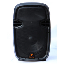 Caixa De Som 500w Rms Bluetooth Ativa Amplificada Xlounge 12