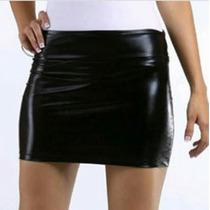 Minifalda Latex Talla S M L