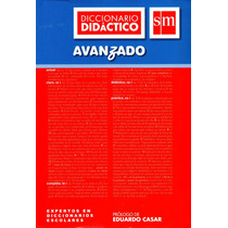 Diccionario Didactico Avanzado - Sm