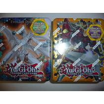 Yu-gi-oh! Tins Wave 1 2012 Evolzar Champion Excalibur Nuevas