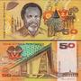 Papua Nueva Guinea Billete 50 Kina 1989 Sin Circular