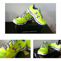 Zapatos Deportivos Under Armour 100% Original