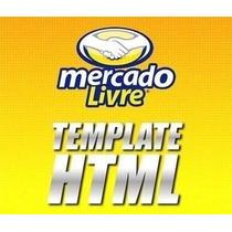 64 Templates Html Anuncio Profissional Mercadolivre