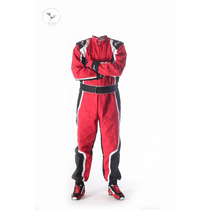 Buzo Antiflama Karting Automovilismo 2016! At Racing