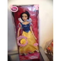 Princesa Blanca Nieves Canta 43cm Disney Original