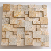 Mosaicos Em Pedra Natural São Tome Relevo Plan3a