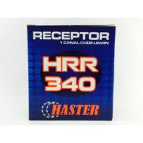 Receptora 1 Canal 433mhz Haster