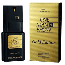 Perfume One Man Show Gold Masculino 100ml Eau De Toilette