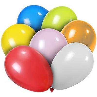 Bexiga Balão Festa De Aniversário C50 Nº 9 R 1698 Em Mercado Livre