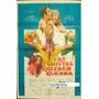 Afiche Los Turistas Quieren Guerra Olmedo Porcel 1977