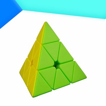 Cubo Mágico Moyu Pyraminx V2 Magnético Stickerless