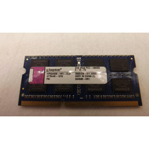 Memoria P/ Notebook Kingston Hp594908-hr1-eld 2gb Pc3-10600