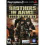 Patch Brothers In Arms Road To Hill 30 Ps2 Frete Gratis