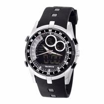 Relógio Technos Masculino Anadigi Ca251a/8c