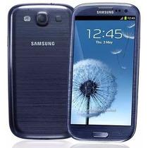Celular Samsung Gt-i9300 Galaxy S3 Azul Branco Original
