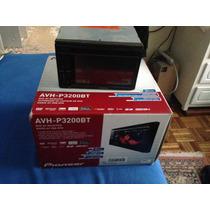 Radio Pioneer Avh P3200bt Excelente Estado, Como Nuevo