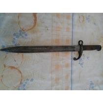 Baioneta/sabre Antigo Da Fabrica De Itajuba (f.i) Imbel