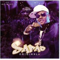 Funk Black Rap Mpb Pop Cd Sapão Original Ao Vivo Lacrado