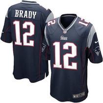 Jersey Nfl Nike Tom Brady #12 Patriotas Nueva Inglaterra