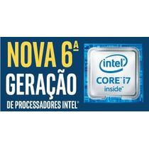 Processador I7 6700 6a Geraçao + Placa Mae Gigabyte + Cooler