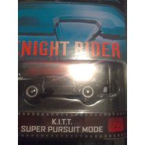 Hot Wheels De Coleccion Retro Kitt Super Pursuit Mode Vbf