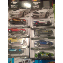 Hot Wheels De Coleccion Mustang 50 Aniversario Vbf