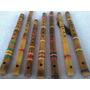 Flauta De Bambu - Bansuris, Pífanos, Quenachos E Quenas