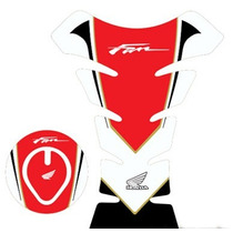 Protetor 3d Tankpad Tanque Bocal Moto Honda Fan 125 150 M02