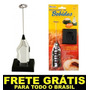 Mini Mixer Bebidas Drinks Café Capuccino Leite Chocolate Kit