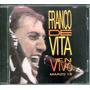 Ciudad Franco De Vita En Vivo Marzo (cd Usa) Alejandro Sanz